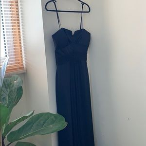 BCBG Max and Cleo Black Gown
